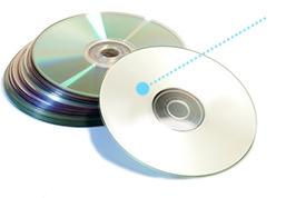 CD's und DVD's entsorgen