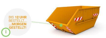 Containerdienst bundesweit