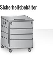 Röntgenbilder - Datensicherheitsbehälter bestellen